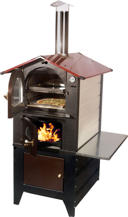 Produits gemignani pressoirs fours machines for Barbecue d interieur